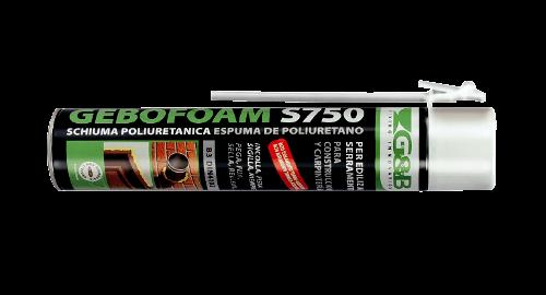 GEBOFOAM poliurethane foams