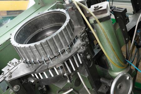 macchina montaggio tasselli TURBO JET G&B fissaggi